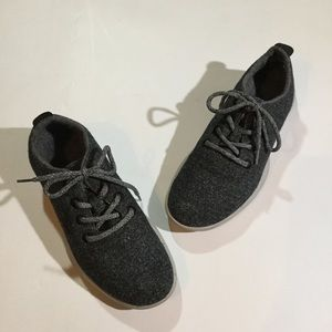 Allbirds Sz 10 Wool Runners Light Gray Sole